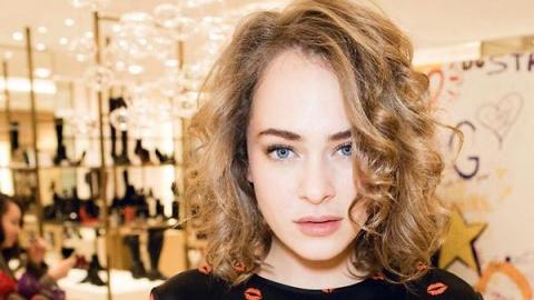 Аглая Тарасова снялась в фил…