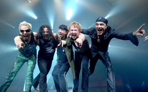 ЗАРУБЕЖКА. Рок-группа Scorpions