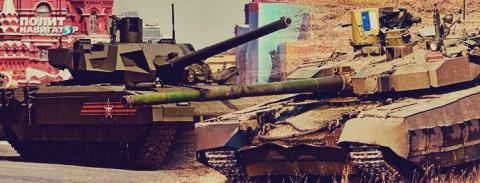 В Киеве обещают выкатить «Оплот» на поле боя раньше, чем там появится «Армата»