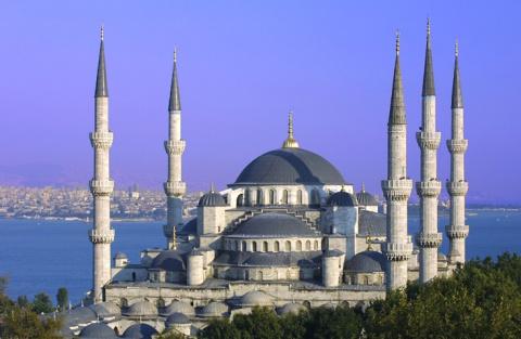 В Стамбуле неизвестный откры…
