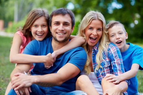 Улыбнитесь... Семейные истории