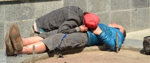 Обдолбанные украинцы способн…
