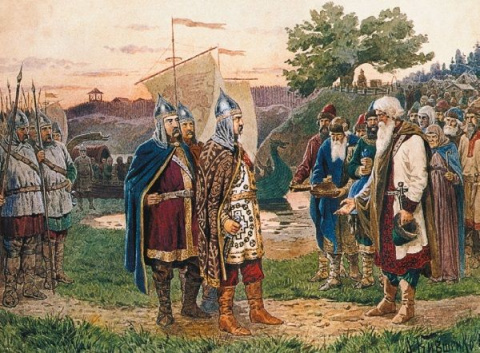 Корпорация «Древняя Русь»