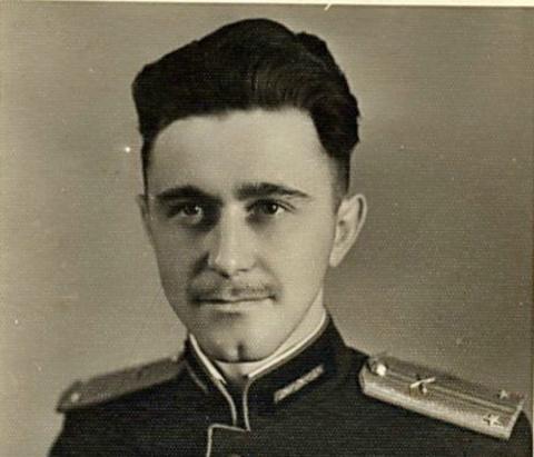 О Бандере, советском офицере