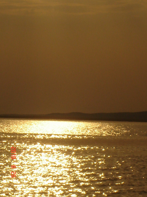 Торей на закате, Борзинский район