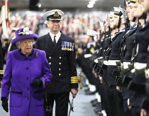 Последний бал королевы