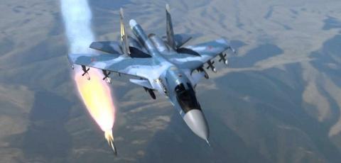 ВКС России отомстили боевика…