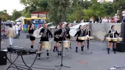 Битва барабанщиков