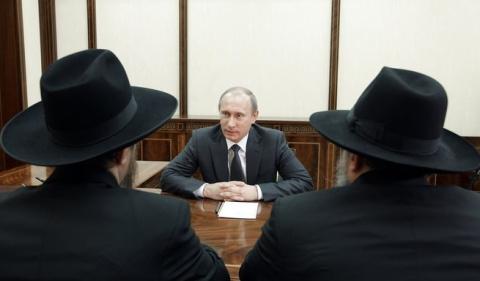 Сильно сказано: Путин перед …