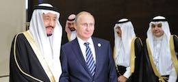 «Безумное чаепитие» Путина с ОПЕК - Джулиан Ли