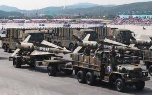 «Их ответ Ким Чен Ыну» — южнокорейские военные сообщили о запусках своих ракет