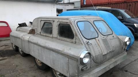 Фантастический вездеход ГАЗ М20 Победа, о котором никто не знал