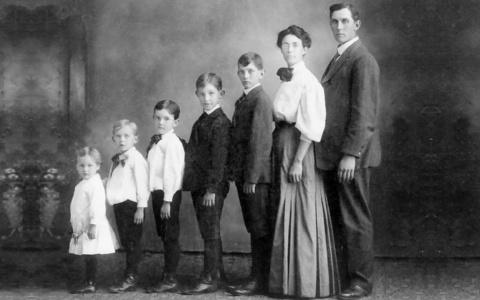 7 важных причин сохранить историю своей семьи