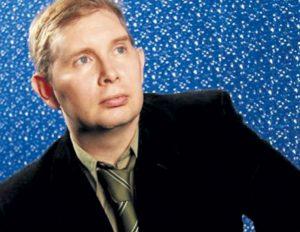 Актер Александр Солдатов, ма…