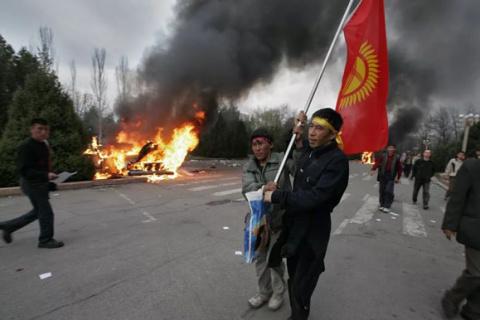 В октябре в Кыргызстане прой…
