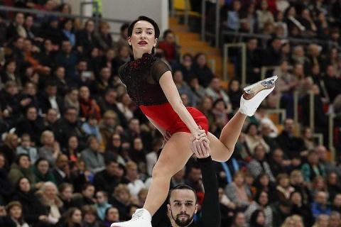 Фигуристов Столбову и Букина не допустили на Олимпиаду