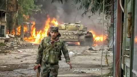 Кровавая резня в Дамаске: В …