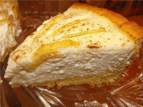 Пирог «Нежная мелодия» — вкусный, сочный, с нежной начинкой и легкой кислинкой!