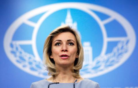 Захарова высмеяла CNN за сюж…