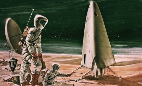 Самые сомнительные марсианск…