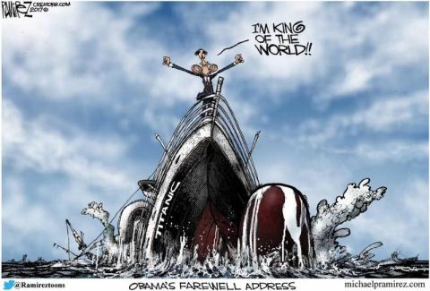 Обама: кто это был?