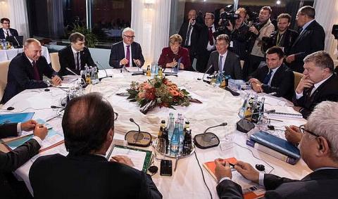 Так зачем Путин ездил в Берлин?