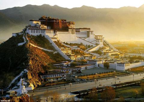 Миф о Тибете