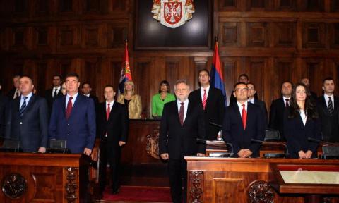 Сербы гордятся опалой на Украине