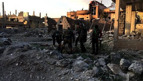 Новости Сирии. Сегодня 21 фе…