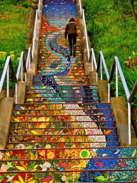 19 ошеломительных лестничных…