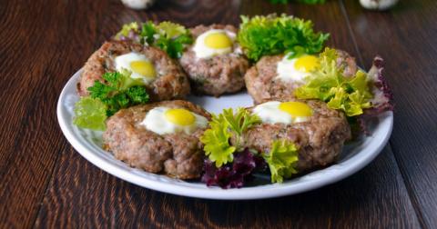 Мясные блюда, на приготовление которых уйдет 10 минут