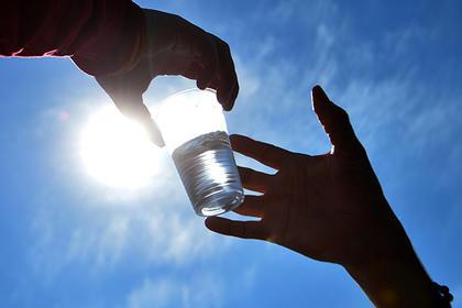 Вода состоит из двух разных жидкостей