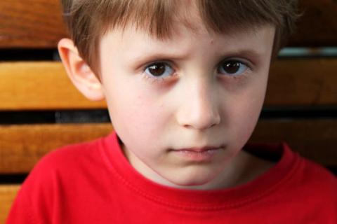 Мой шестилетний сын боится п…