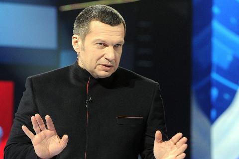 Владимир Соловьев: Собчак за…