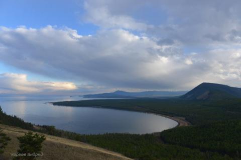Северный Байкал: Нерпа, Слюдянское озеро.