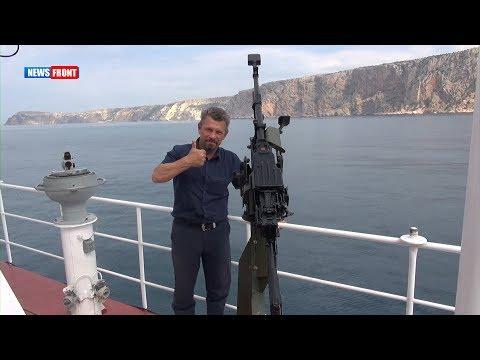 Сдайся, враг, замри и ляг! Эксклюзивный репортаж с учений в Крыму