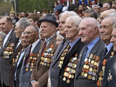 Одесские власти лишили ветеранов ВОВ материальной помощи к Дню победы