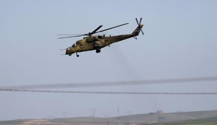 Иракская армия нанесла масси…