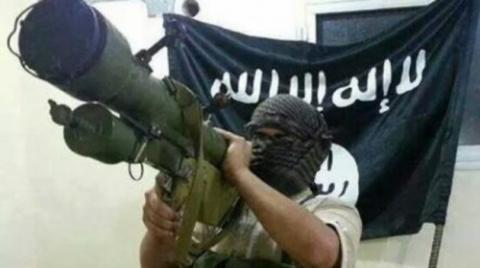 Под Мосулом боевики ДАИШ сби…