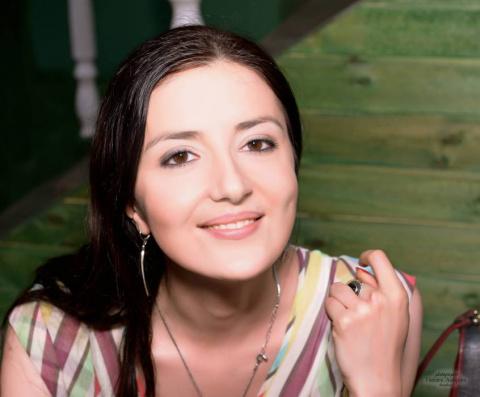 Дагестанская писательница от…