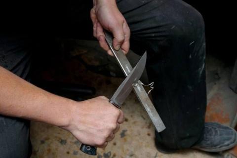 Ножи, сделанные из неожиданных вещей