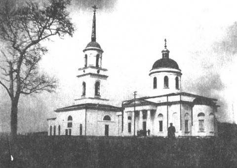 церкви тольятти- собор казанской бож. матери нач 20в.(уничтожена)