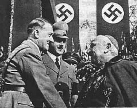 Союз религии и нацизма