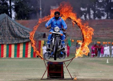 Индия отпраздновала 70-летие независимости