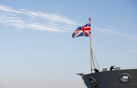 Минобороны напомнило Великобритании о проблемах с ее собственным флотом