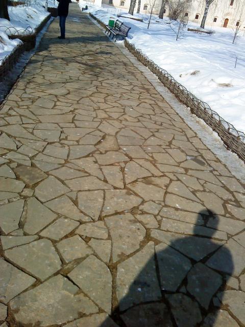 Дорога, ведущая к храму