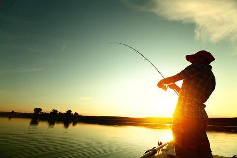 Заядлый рыбак придумал необы…