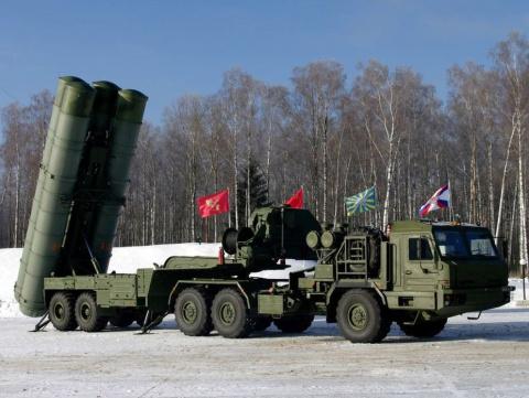 Турция готова купить у России С-400.