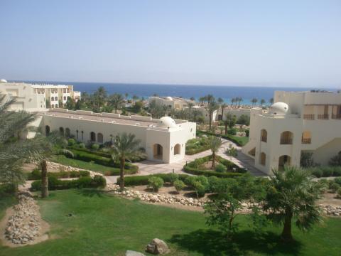 Отдыхали  в  Египте