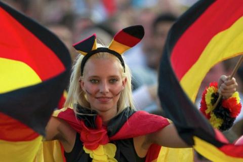Таки, о немках и немцах